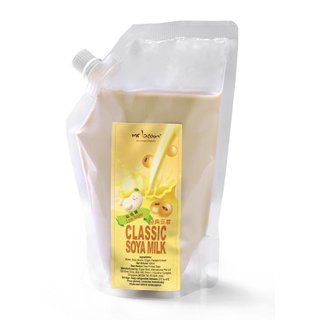 Bundle of 4 (Classic Soya Milk Pouch - Less Sweet)