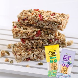 Bundle of 12 (Soy Granola Bar)