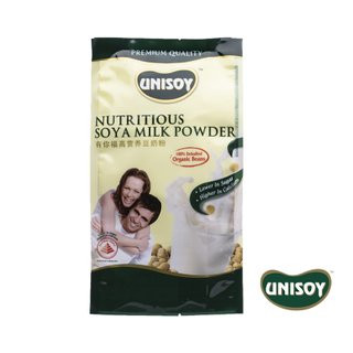 UNISOY Nutritious Soya Milk Powder (Reduced Sugar)