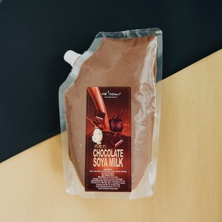 Chocolate Soya Milk Pouch (4 Packs)